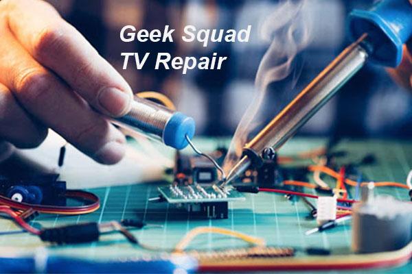 Geek Squad TV Repair